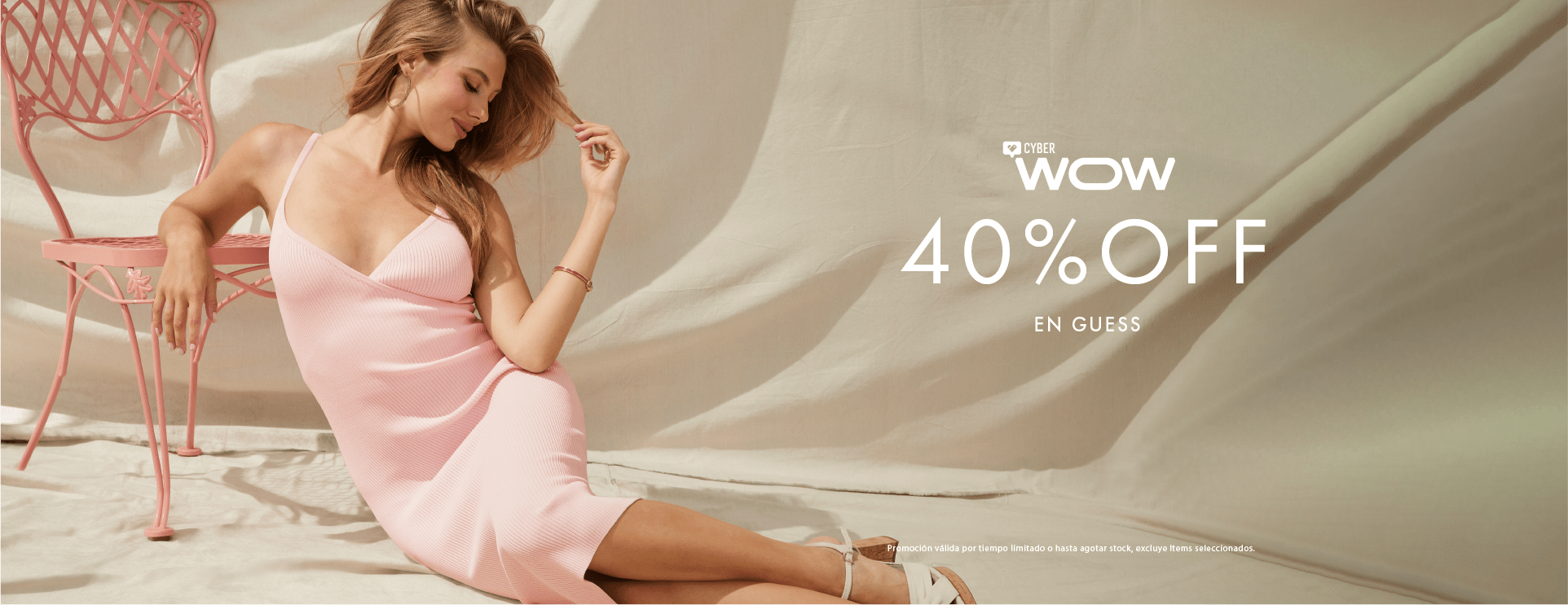 cyber wow 40% off